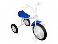 Велосипед трехколесный мод., зеленый. Размер велосипеда 60*56*35см