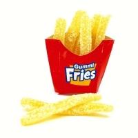 "Мармелад ""картошка фри""( Gummi Zone Gummi fries Sour) (20 грамм)"