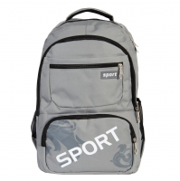 Рюкзак AL-6287 Серый