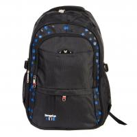 Рюкзак AL-652 черный; синий