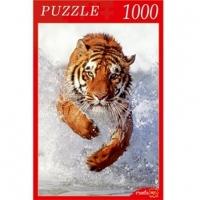 Пазл 1000 Бегущий тигр