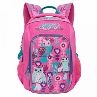 Рюкзак школьный (/1 фиолетовый)