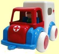 Автомобиль Детский сад скорая помощь