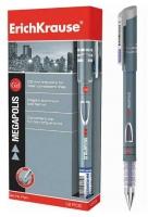 Ручка гелевая EK MEGAPOLIS gel 93 черная,0.5мм