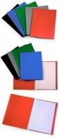 Папка пластиковая с файлами А4 020вкл, Бюрократ синяя (BPV20blue)