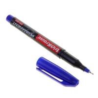 Маркер-линер перманентный EK FP-50 0,6мм.  синий