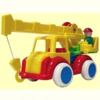 Автомобиль Детский сад автокран