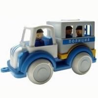 Автомобиль Детский сад полиция