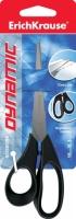 Ножницы 160мм EK Dinamic асимметричные пластиковые ручки