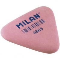 Ластик MILAN 4865PNM треугол., синт. каучук