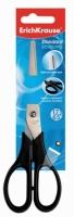 Ножницы 170мм EK Standart, ручки симмет пластик черные