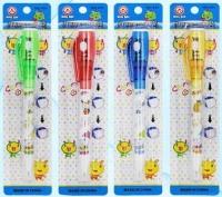 Ручка-шпион (невидимые чернила) + ультрафиолетовый фонарик (МС-826)
