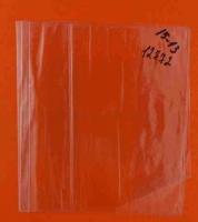 Обложка д/учебников ФОРТУНА 15.13 ПВХ универсал. прозрачная 110мкр