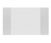 Обложка д/дневников и тетрадей ФОРТУНА 15.14 (210*345мм) прозрачная ПВХ 110мкр