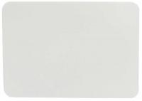 Доска для лепки Проф-Пресс А4  с бортом, белая, стикер