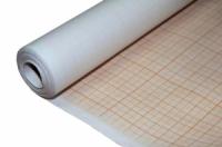 Бумага масштабно-координатная 878х20, рулон (AstKanz)