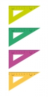 Треугольник СТАММ 30гр*9см  цветной