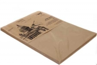 Крафт-бумага д/творчества KRIS A3 297x420мм 2130804 50л БК-50/3 в пакете с кл.клап