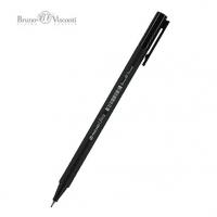 """Ручка капил. BV """"ULTRA"""" 0,4мм  черная"""