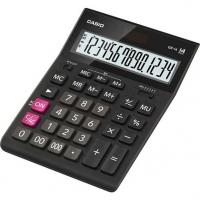 Калькулятор бухг. CASIO GR-14 14разр., черный