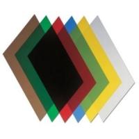 Обложка для переплета А4, 180мкм, прозрачная, бесцветная, пластик, 100шт. (DSB)