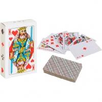 Карты игральные   (54карты),картон.,с ламин.,к/к