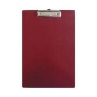 Планшет А4, ПВХ, красный, PVC (5)