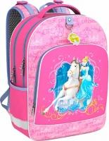 Рюкзак школьный EK Принцессы Disney. Королевский бал 42301 розовый
