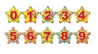 Комплект звездочек маленьких(20шт.) 5 видов по 4 штуки  в комплексе