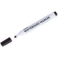 Маркер для белых досок OfficeSpace черный, пулевидный, 2,5мм