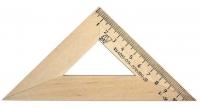 Треугольник деревянный 45/110  МОЖГА