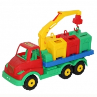 Автомобиль Муромец контейнеровоз