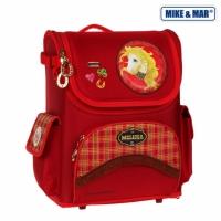Рюкзак школьный раскладной Mike&Mar (Майк Мар) Лошадка Мелисса