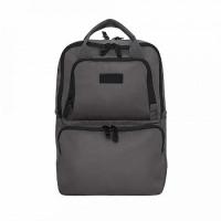 Рюкзак (/3 серый - черный)(RQ-911-2)