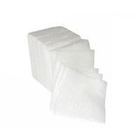 Салфетки 100л 1сл 24х24, белые (Стройкомплектация)