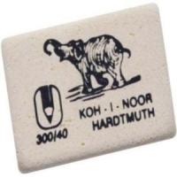 Ластик K-i-N Elephant мягкий прямоугольный, из каучука, размер 36х23х9мм (KOH-I-NOOR)