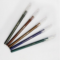 Ручка шариковая Cello Metallika, 0.6мм, корпус ассорти, одноразовая, стержень синий (Cello)