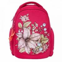 Рюкзак школьный (/1 фуксия)