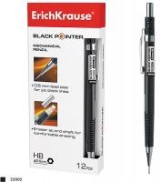 Карандаш авт. 0,5мм EK Black Pointer корп.черный