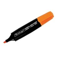 Текстовыделитель оранжевый, 1-5мм