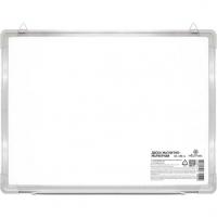 Доска магнитно-маркерная ATTOMEX 600*450мм белая