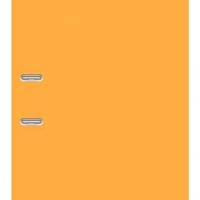Регистратор 70мм ХАТ Premium NEWtone NEON Оранж  глянц.лам.