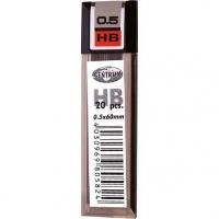 Грифель 0,5мм (20шт) CENTRUM  HB