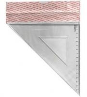Треугольник ACTION 45гр*16см  прозр. пласт., асс.,европодвес