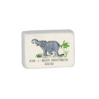 Ластик K-i-N Elephant мягкий прямоугольный, из каучука, размер 27х18х8мм
