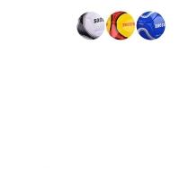 Мяч футбольный цвет ассорти, в пакете