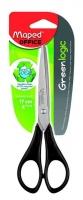Ножницы 17см MAPED Essentials Green  (467010) симметричные