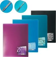 Папка пластиковая 2 кольца А4 24мм, EK Vivid Colors ассорти (Erich Krause)