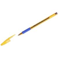 "Ручка шариковая Bic ""Orange Grip"" синяя, 0,7мм, грип"