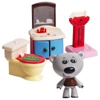 Игровой набор МиМиМишки Тучка,Ванная комната